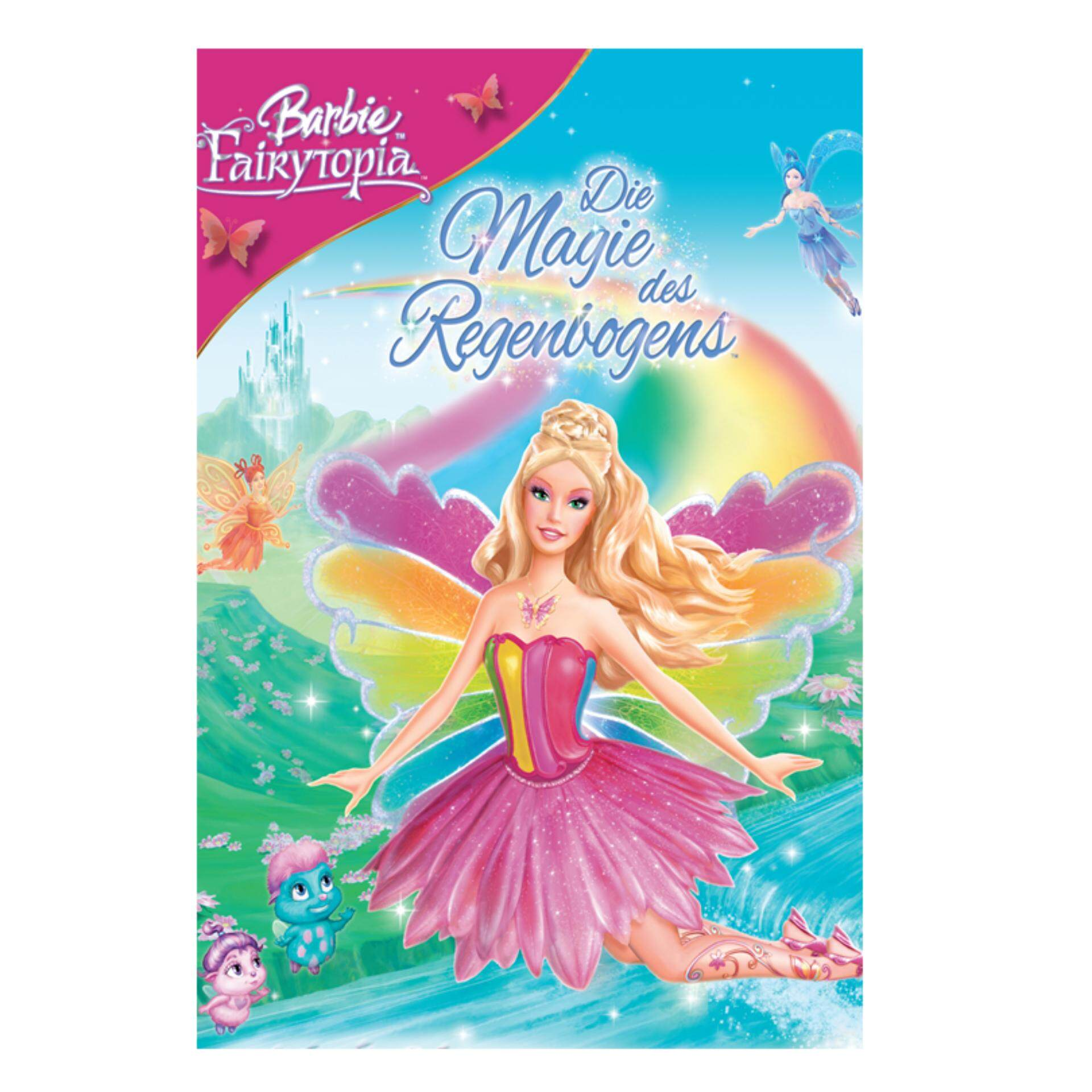 Barbie Magic of The Rainbow - DVD