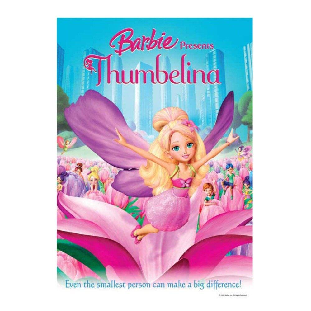 Barbie Present Thumbelina - DVD