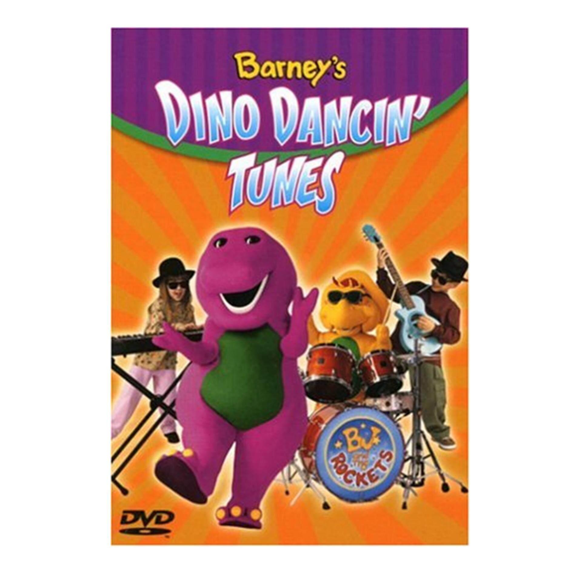 Barney Dino Dancin Tunes - DVD