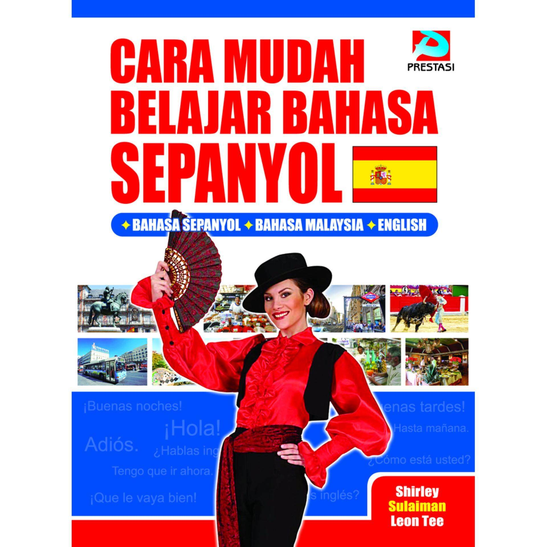 Cara Mudah Belajar Bahasa Sepanyol