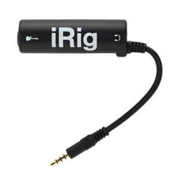 Harga Multimedia iRig IK Pre for iPhone/iPod touch/iPad and Android Devices Multimedia GUITAR midi Interface