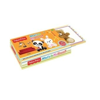 Harga Fisher-Price Flash Card: What's In My House