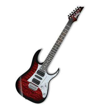 Harga Ibanez GRG150QA Electric Guitar (Red)