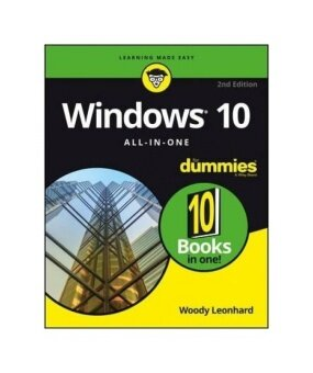 Harga Windows 10 All-In-One for Dummies