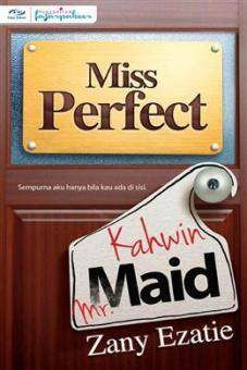 Harga Miss Perfect Kahwin Mr. Maid