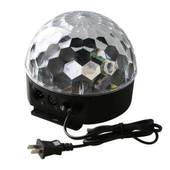 Harga DMX512 Disco DJ Laser LED RGB Stage Lighting Lights Crystal Ball Effect Light