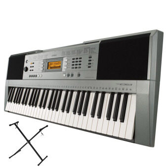 Harga Yamaha Digital Music Keyboard PSR-E353 + Keyboard Stand + Music Book Rest