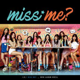Harga IOI - miss me?(2nd Mini Album) KPOP