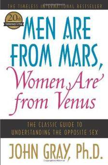 Harga Men Are from Mars, Women Are from Venus: The Classic Guide to Understanding the Opposite Sex