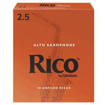 Harga RICO Eb Alto Saxophone Reeds 2.5# Strength Classical Sax Reed Accessories