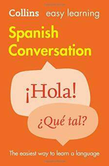 Harga Spanish Conversation (Collins Easy Learning)