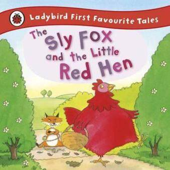 Harga The Sly Fox and the Little Red Hen: Ladybird First Favourite Tales