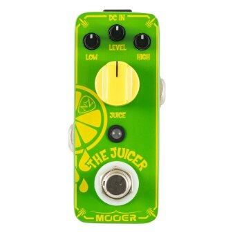 Harga Mooer The Juicer overdrive Effects Electric Guitar Effect Pedal True bypass