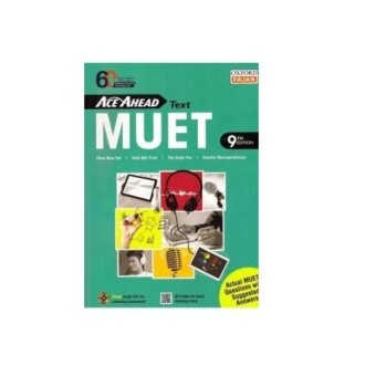 Harga Ace Ahead Muet, 9th Edition