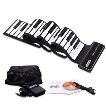 Harga Piano soft pedal + 88-Keys Digital Electronic Keyboard Piano Organ