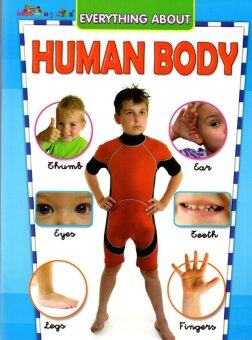 Harga Book Mart Everything About Human Body
