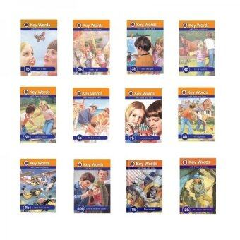 Harga Ladybird Keywords with Peter And Jane 1b-12b (12 Books)