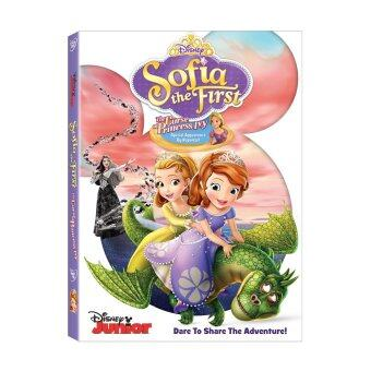 Harga Sofia the First: The Curse of Princess Ivy (DVD)