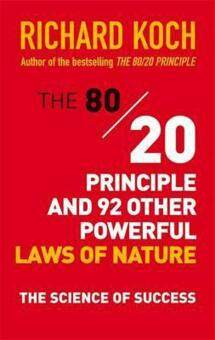 Harga The 80/20 Principle and 92 Other Powerful Laws of Nature : The Science of Success