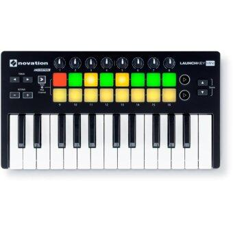 Harga Novation Launchkey Mini MK2 USB MIDI Controller