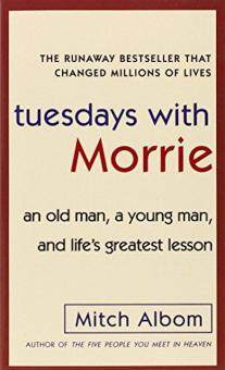 Harga Tuesdays with Morrie