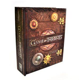 Harga Game of Thrones: A Pop-Up Guide to Westeros