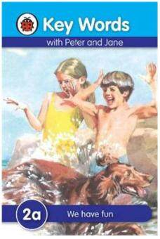 Harga Key Words with Peter and Jane: 2a - We Have Fun