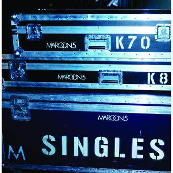 Harga MAROON 5 : SINGLES COLLECTION (CD)