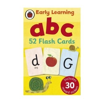 Harga Ladybird Early Learning: ABC Flash Cards
