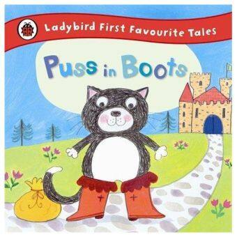 Harga Puss In Boots (Ladybird First Favourite Tales)