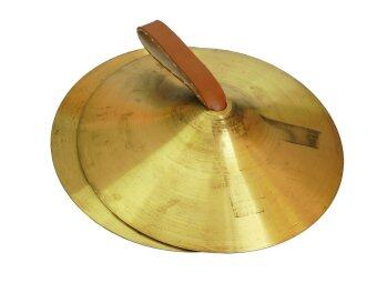 "Harga Cymbals 7"" / 0.7mm with Straps"