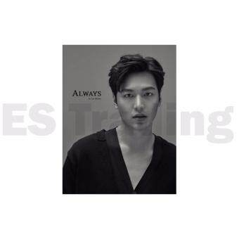 Harga Lee minho - ALWAYS BY LEE MIN HO / SINGLE ALBUM