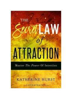 Harga The Secret Law of Attraction: Master the Power of Intention