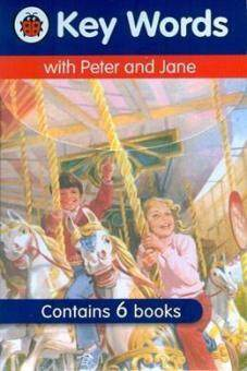 Harga Key Words with Peter and Jane: The first 6 books