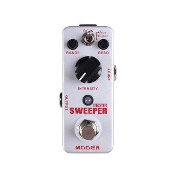Harga Mooer Sweeper Bass Dynamic envelope filter pedal for bass and guitar True Bypass