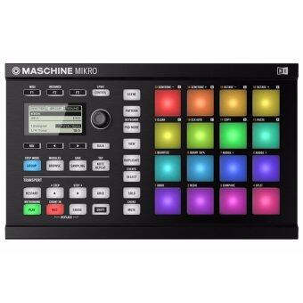 Harga Native Instrument Maschine Mikro MK2 Groove Production (Black)
