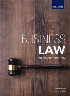 Harga Business Law Second Edition