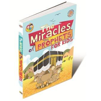 Harga Darul Mughni Publication The Miracles of The Prophet for Kids