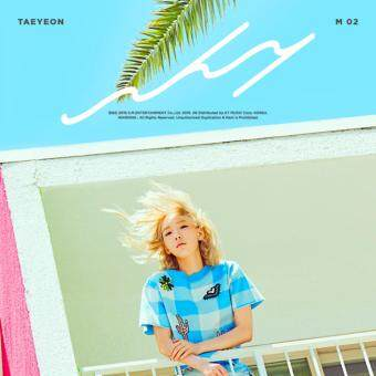 Harga [WHY] [TAEYEON] 2ND MINI ALBUM