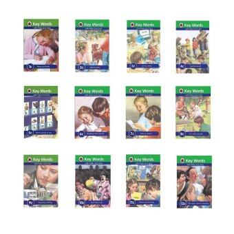 Harga Ladybird Keywords with Peter And Jane 1c-12c (12 Books)