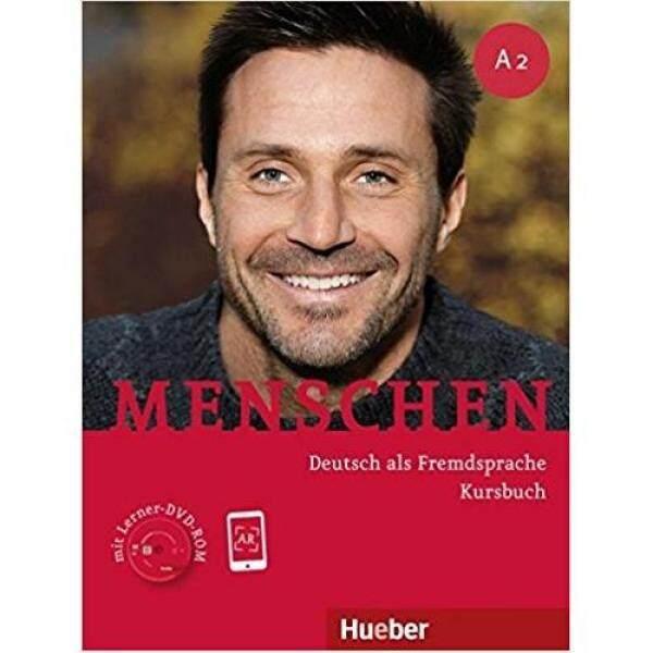Menschen A2 Kursbuch Mit Dvd-Rom * pre order * pre order