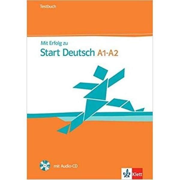 Mit Erf.Z.Start Dt1/2(Telc D A1/A2)T * pre order * pre order