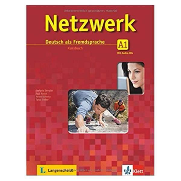 Netzwerk: Kursbuch A1 MIT 2 Audio-CD Klett * pre order * pre order