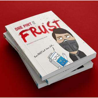 One Pint of Frust Paperback 9789671307373 WhiteCoat Enterprise Malaysian Books/Author Humor Funny