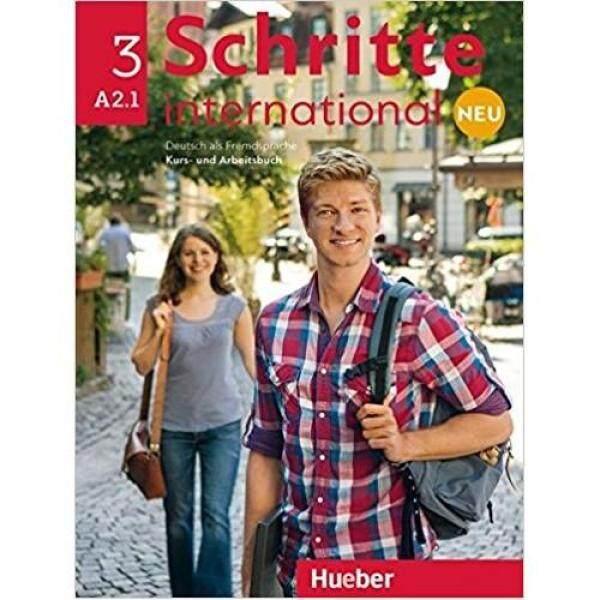 Schritte International Neu 3 Kursbuch + Arbeitsbuch + Cd Zum Arbeitsbuch * pre order * pre order