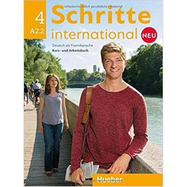 Schritte International Neu 4 Kursbuch+Arbeitsbuch+Cd Zum Arbeitsbuch * pre order * pre order