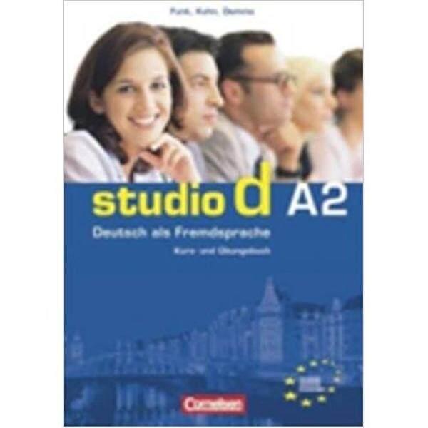 Studio D A2 Kurs-/Üb+Cd * pre order * pre order