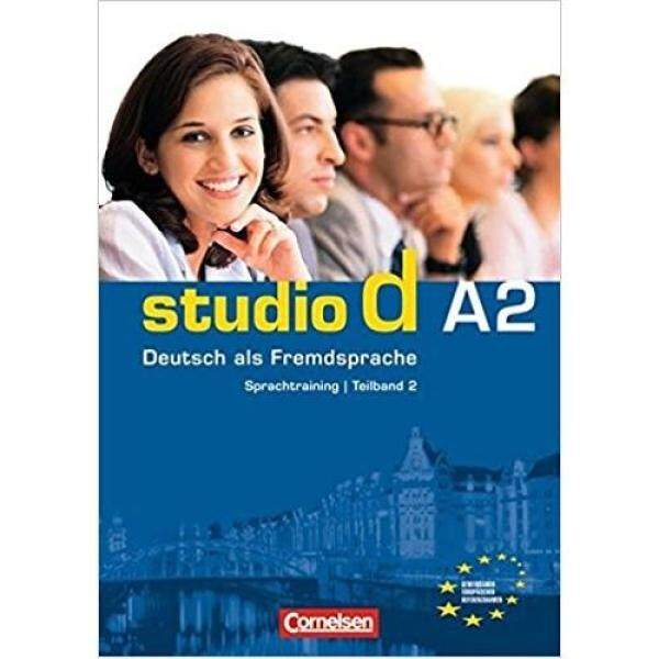 Studio D A2/2 Sprachtr. Ah * pre order * pre order