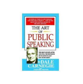 Harga The Art of Public Speaking