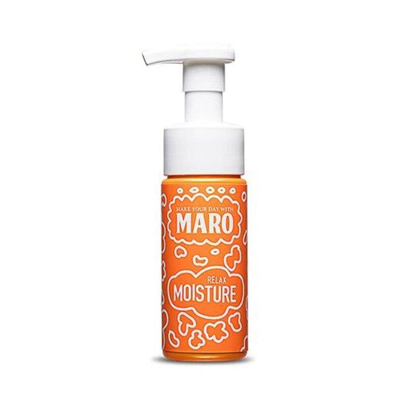 Maro Groovy Whip Foam Cleanser 150ML Relax Moisture - Original Made In Japan (READY STOCK)